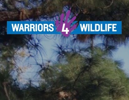 Warriors 4 Wildlife Logo