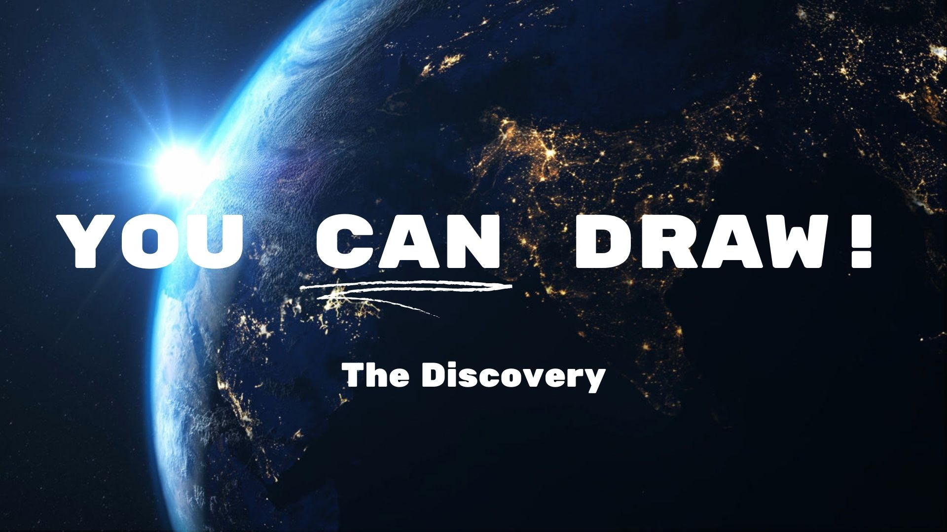 You CAN Draw!  – The Discovery